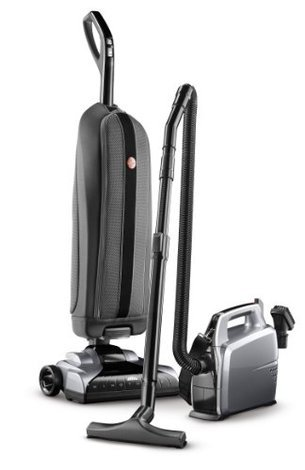 Platinum Collection Bagged And Canister Vacuum Set