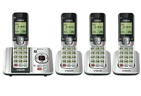 DECT 60 Expandable Cordless W Answering
